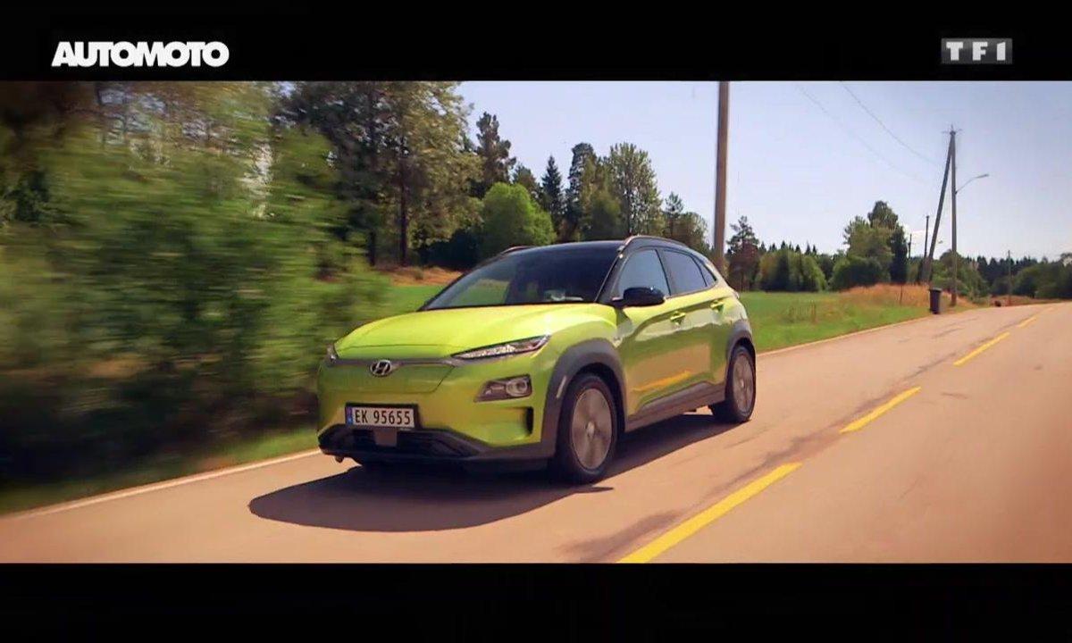 Essai - Kona électrique, le SUV urbain longue distance