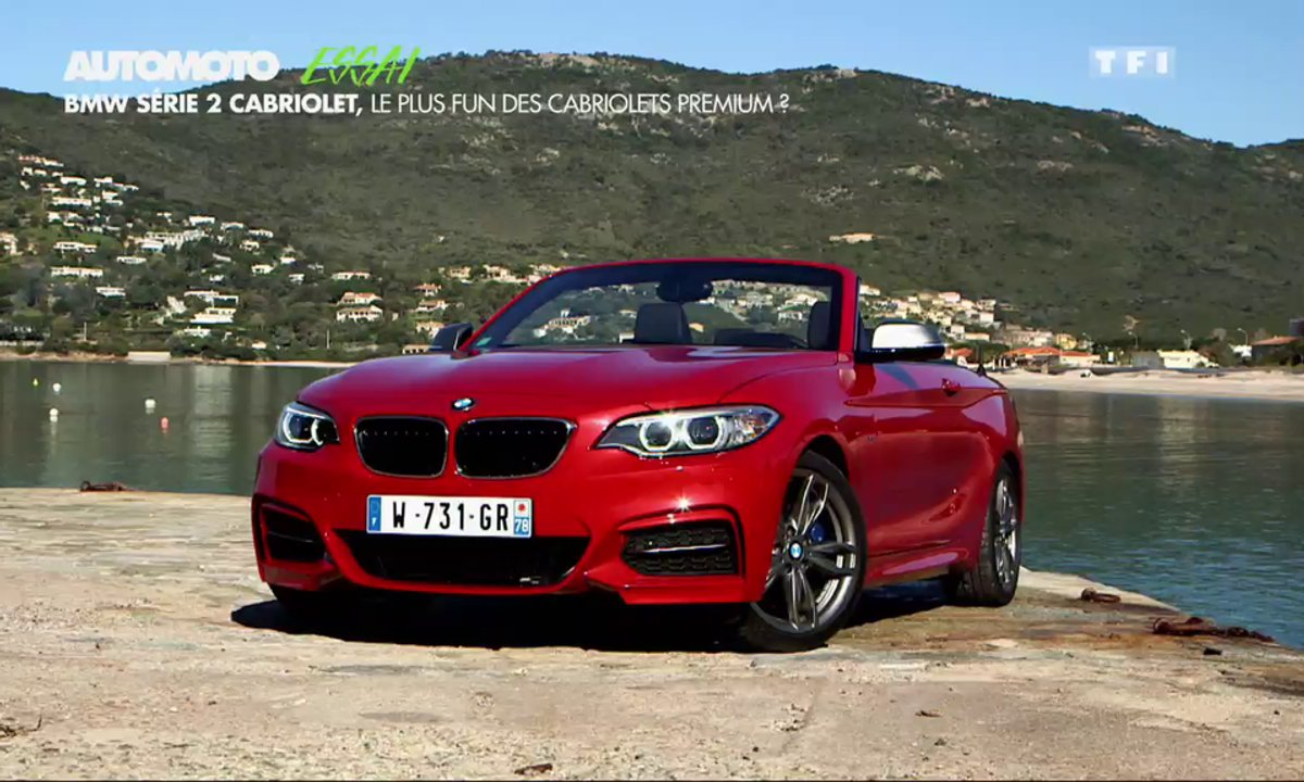 Essai : Nouvelle BMW Série 2 cabriolet, la plus fun des découvrables premium ?