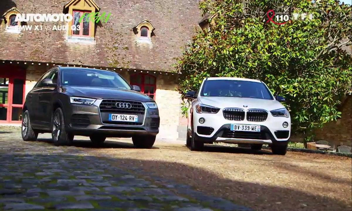 Essai Vidéo : BMW X1 vs Audi Q3, bataille de SUVs premiums compacts