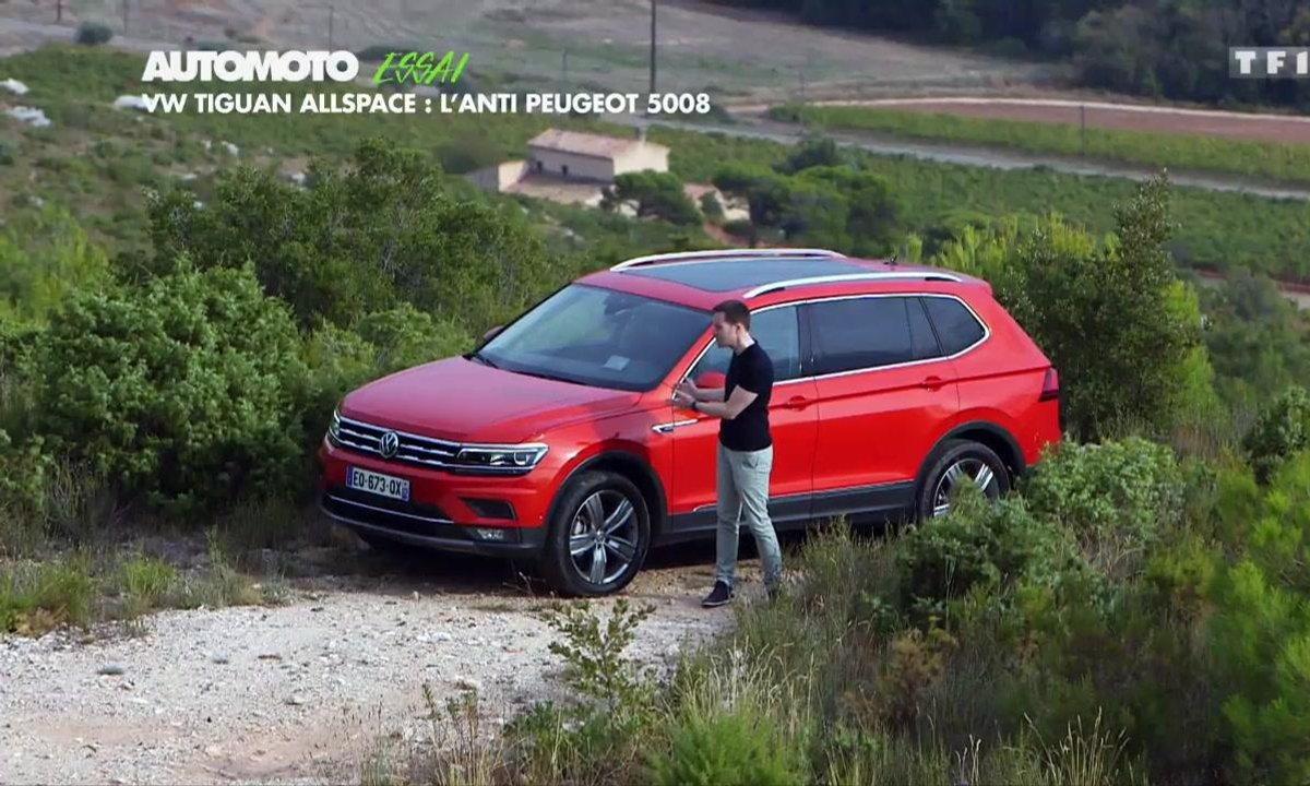 Essai : VW Tiguan Allspace, l'anti Peugeot 5008