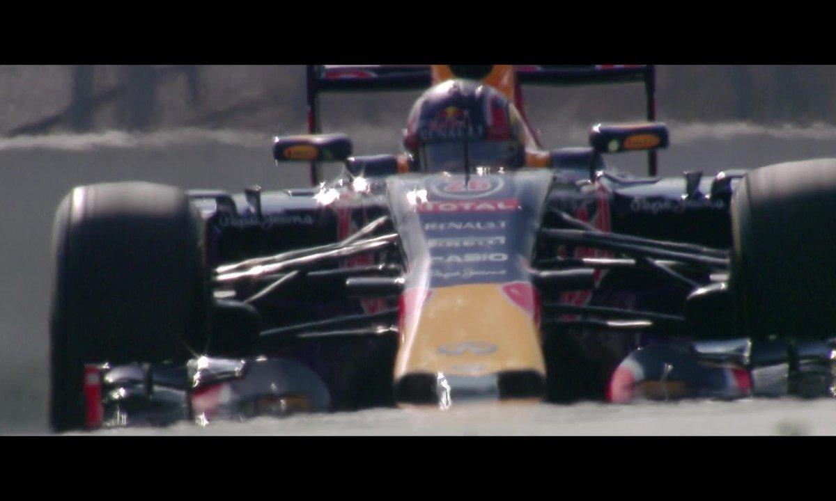 F1 - Red Bull RB11 : présentation de l'équipe 2015