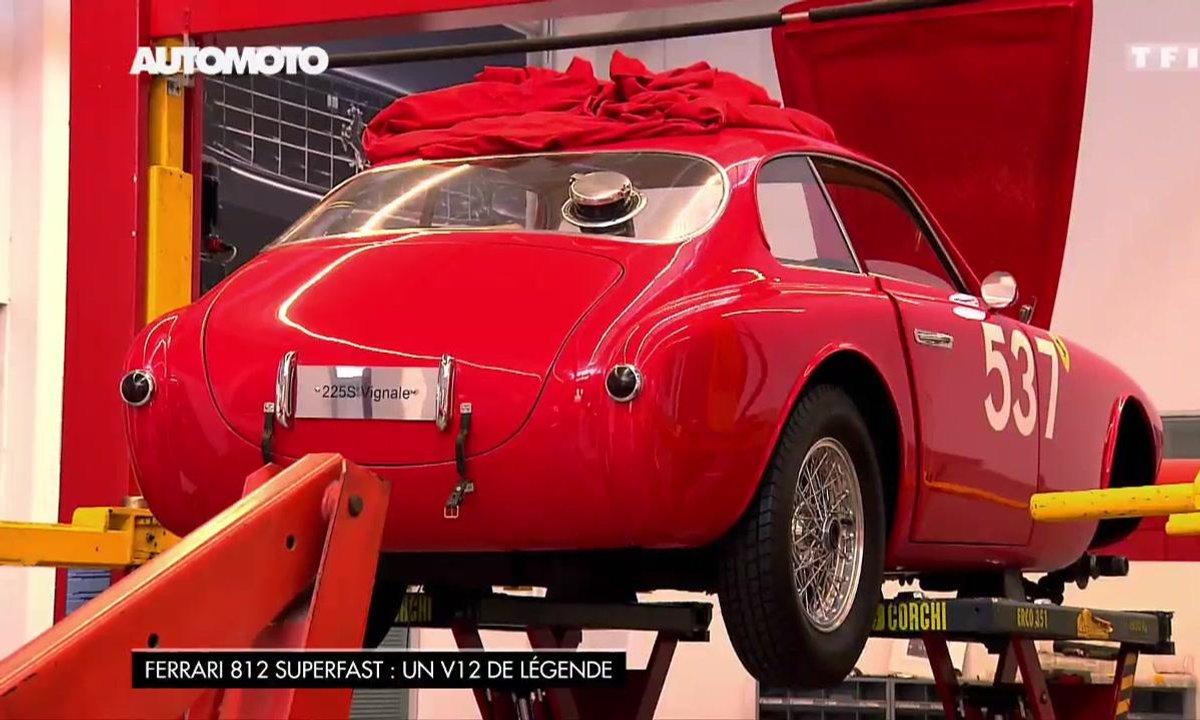 Ferrari Classiche : Le département qui restaure les Ferrari