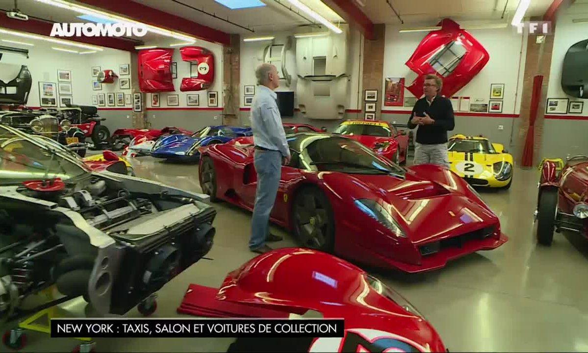 La Ferrari Pininfarina P4/5 de James Glickenhaus