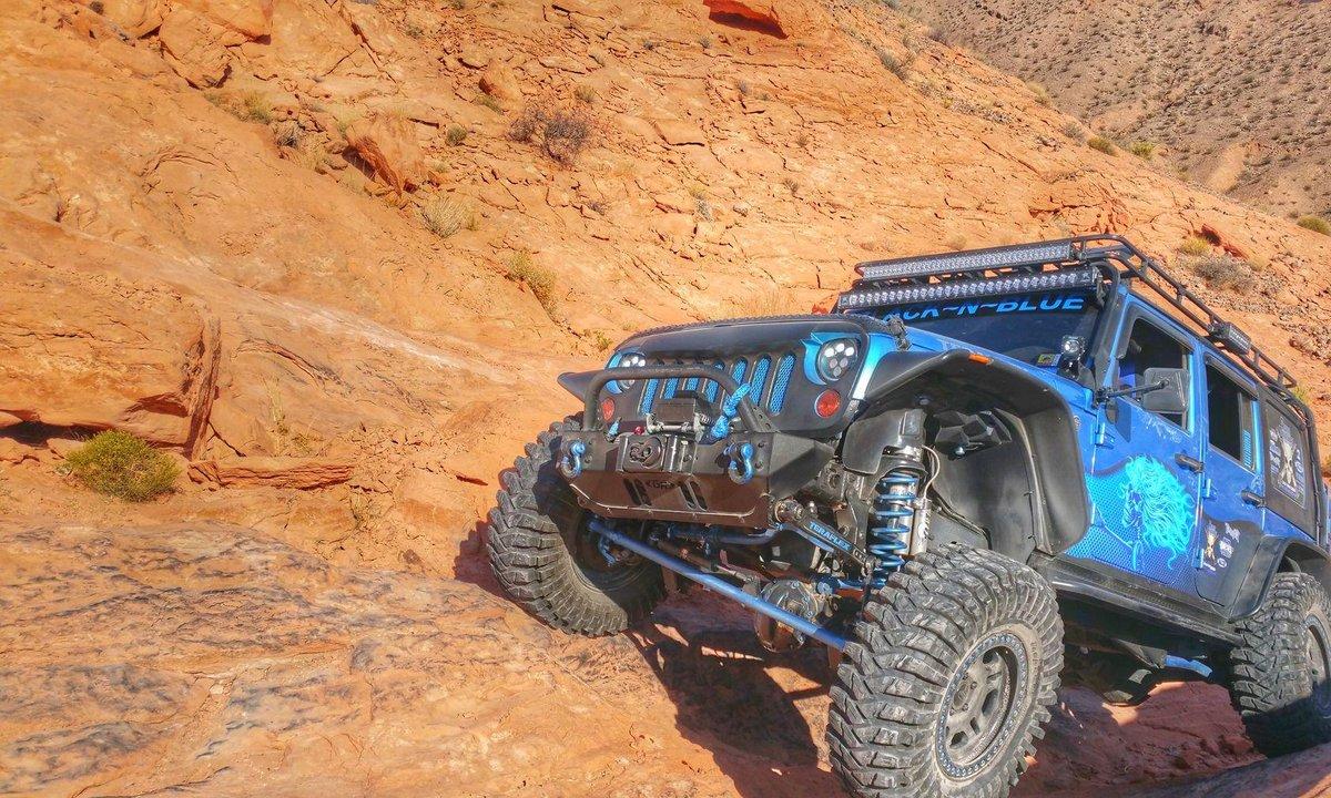 Grand Format : La folie Jeep Wrangler