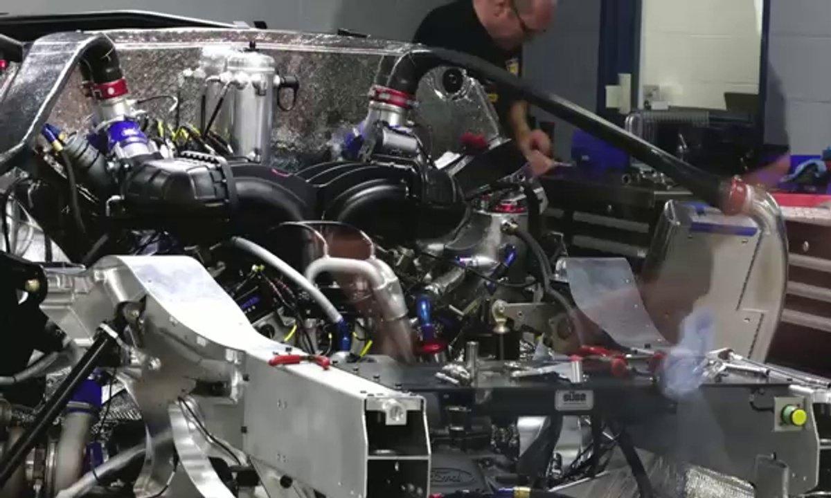 Ford GT : l'histoire d'une performance