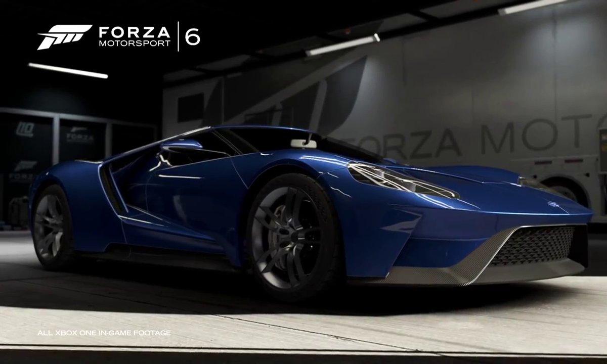 Forza Motorsport 6 : présentation officielle à l'E3 2015