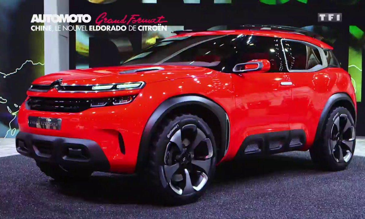 Grand Format : Chine, le nouvel Eldorado de Citroën
