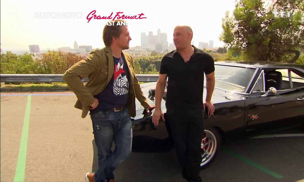 Grand Format : Fast and Furious 7