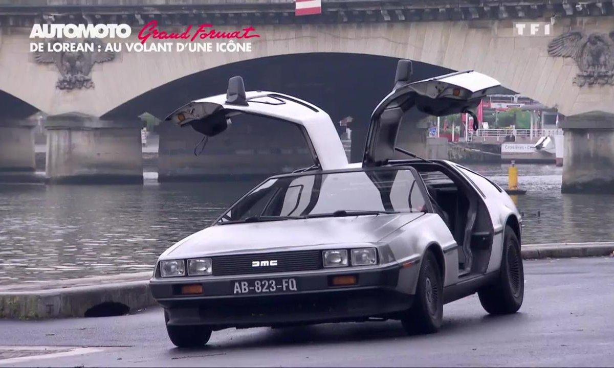 Grand Format : l'histoire de la DeLorean DMC-12