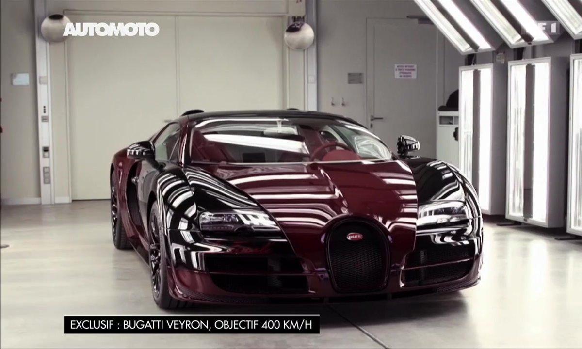 Bugatti Veyron (2005-2015) : la fin du règne de l'hypercar