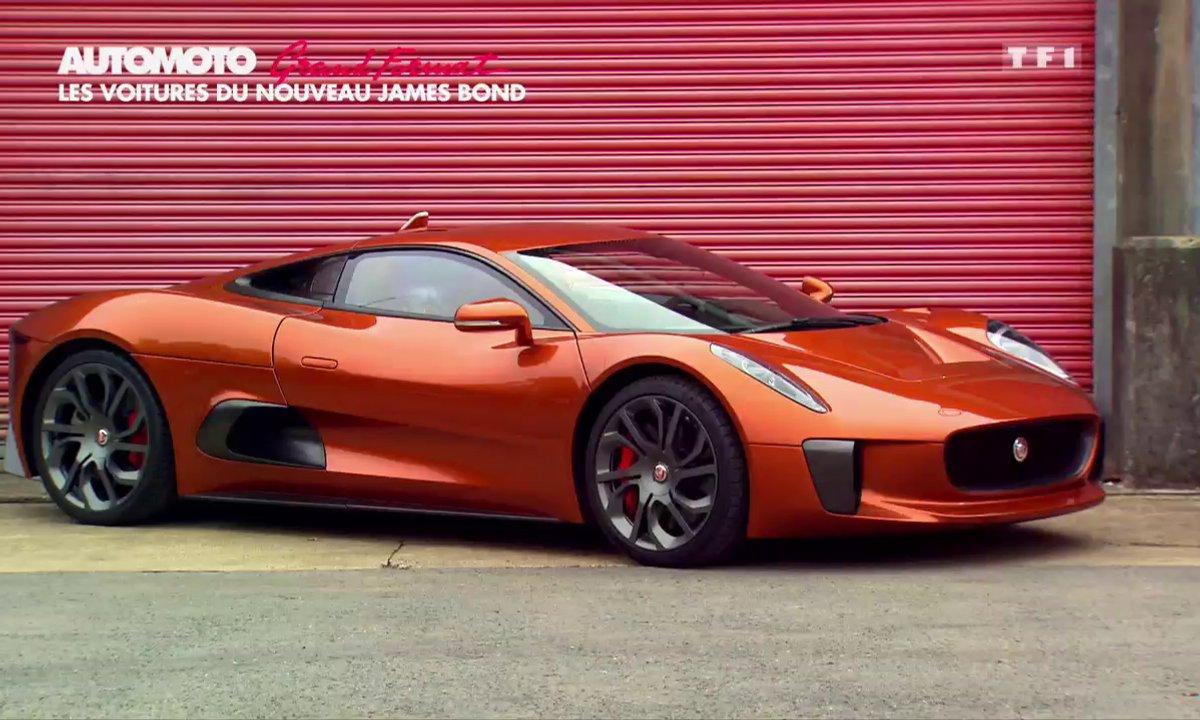 Grand format : Les voitures du nouveau James Bond Spectre