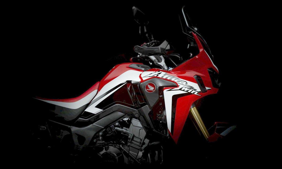 Honda CRF1000L Africa Twin 2015 : le teaser