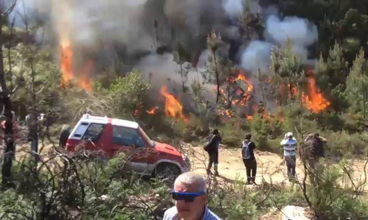 Insolite : Crash spectaculaire lors du Rallye du Portugal