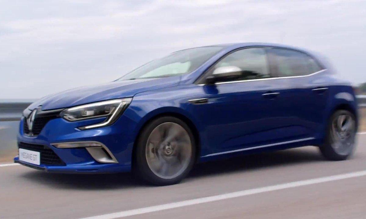 Renault Mégane 2016 : présentation officielle