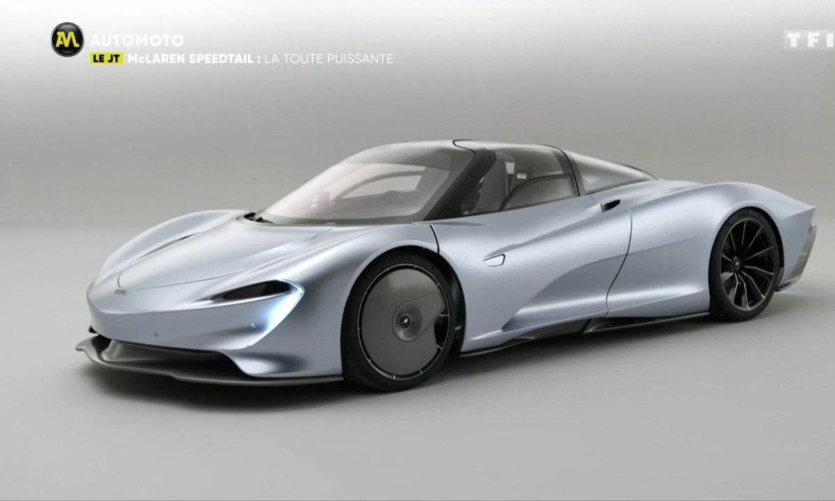 Le JT de la semaine : Audi R8, VW T-Cross, McLaren Speedtail