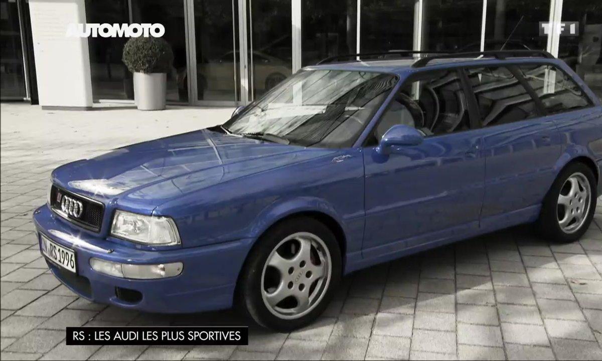 L'essai vintage de l'Audi RS2 Avant 1993