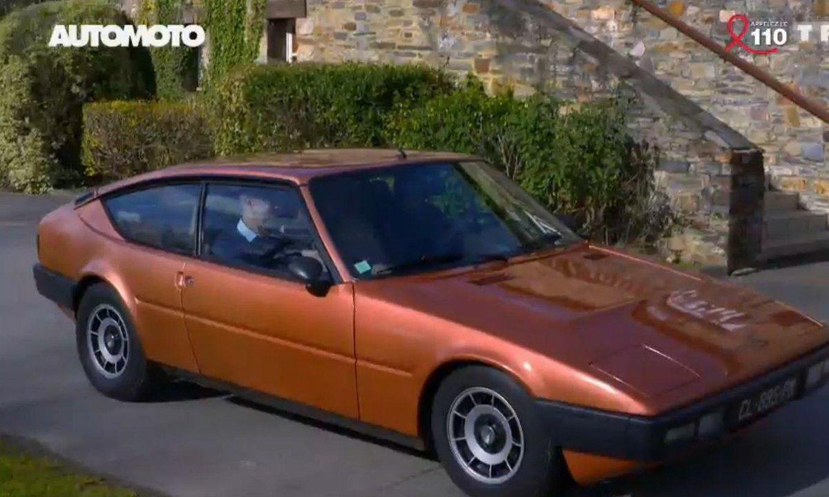 Matra-Simca Bagherra S, la sportive à la française des années 1970