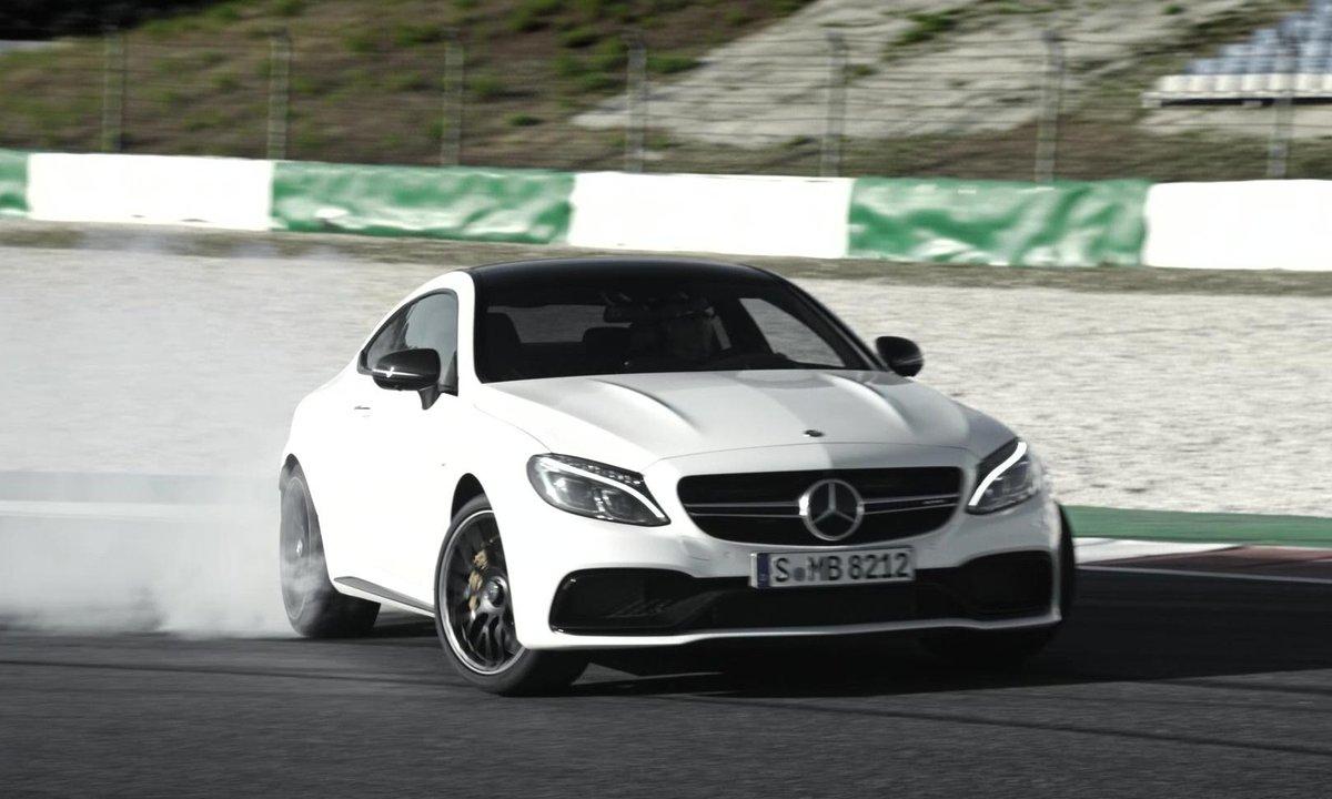 Mercedes-AMG C63 Coupé 2016 : présentation officielle