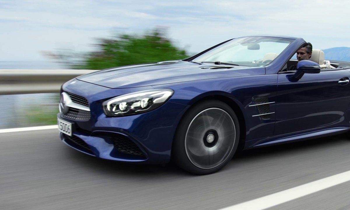 Mercedes-AMG SL 63 et Mercedes-Benz SL 500 2016 : présentation officielle