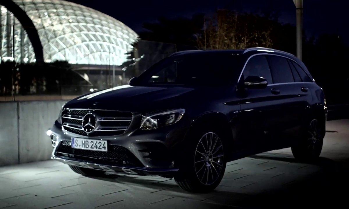 Mercedes-Benz GLC 2015 : présentation officielle