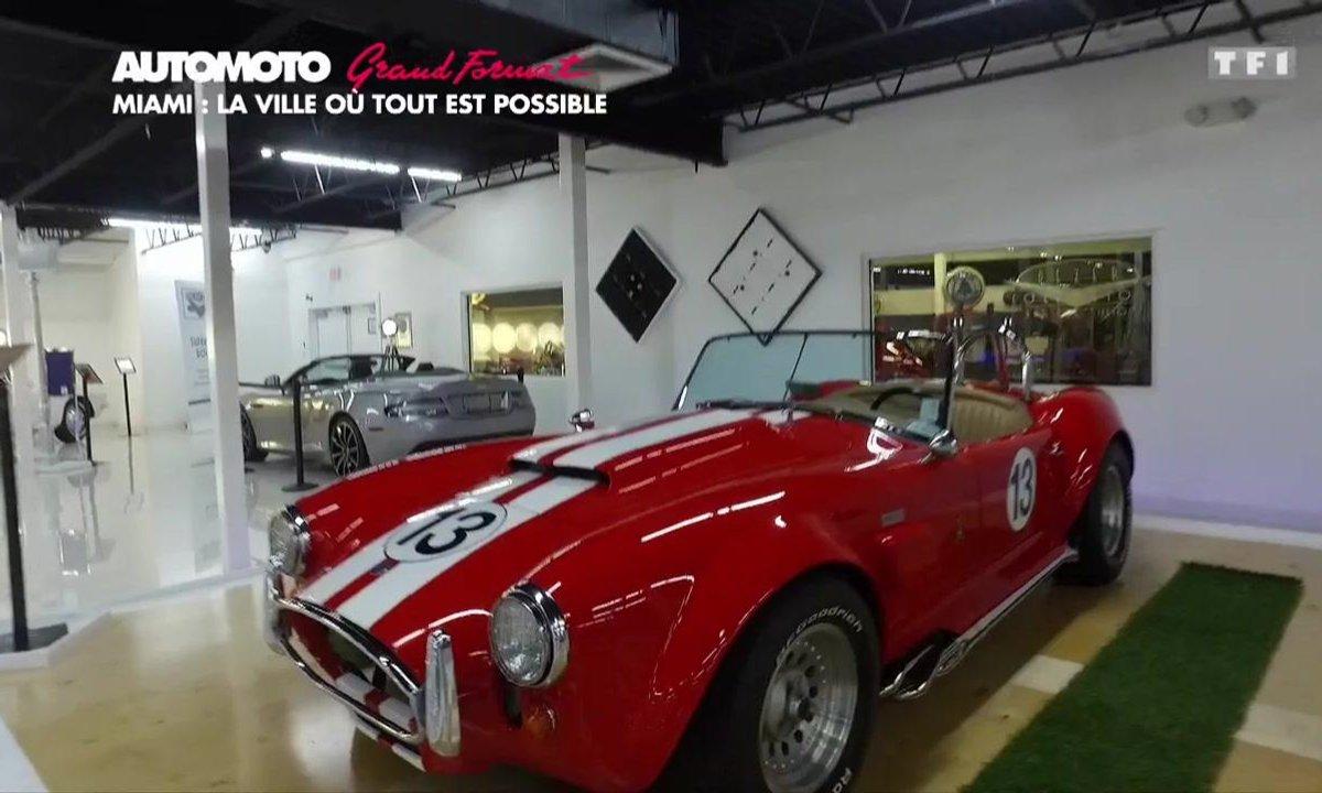 Grand Format : Miami, la passion automobile XXL