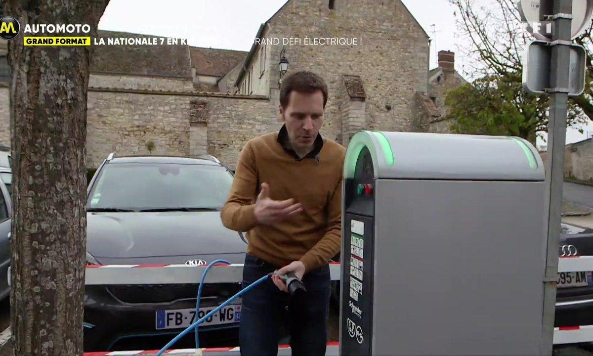 La Nationale 7 en Kia E-Niro, le grand défi électrique !