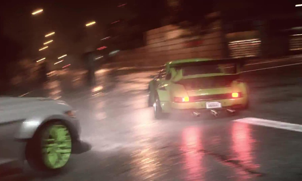 Need For Speed 2015 : bande-annonce officielle