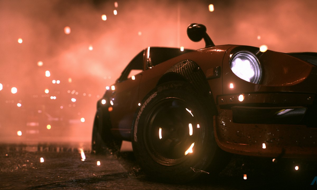 Need For Speed - Trailer de lancement officiel