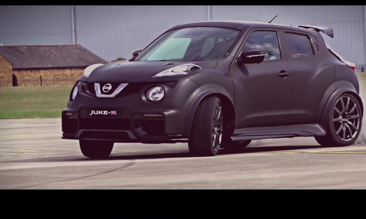 Nissan Juke-R 2.0 2015 : présentation officielle