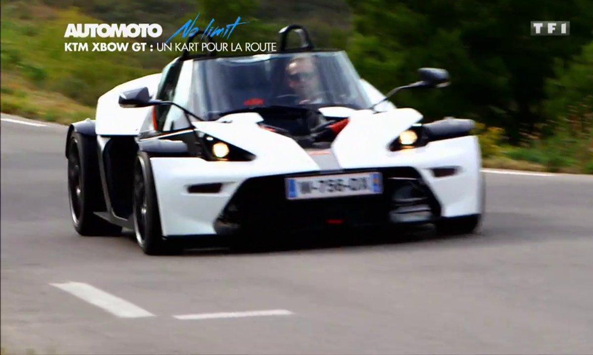 No Limit : X-Bow GT, l'atoût 100% plaisir de KTM