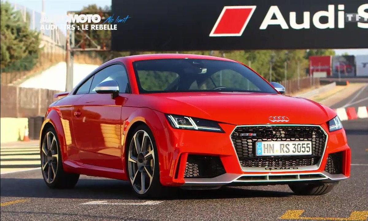 No Limit : L'Audi TT RS 2016 à l'essai