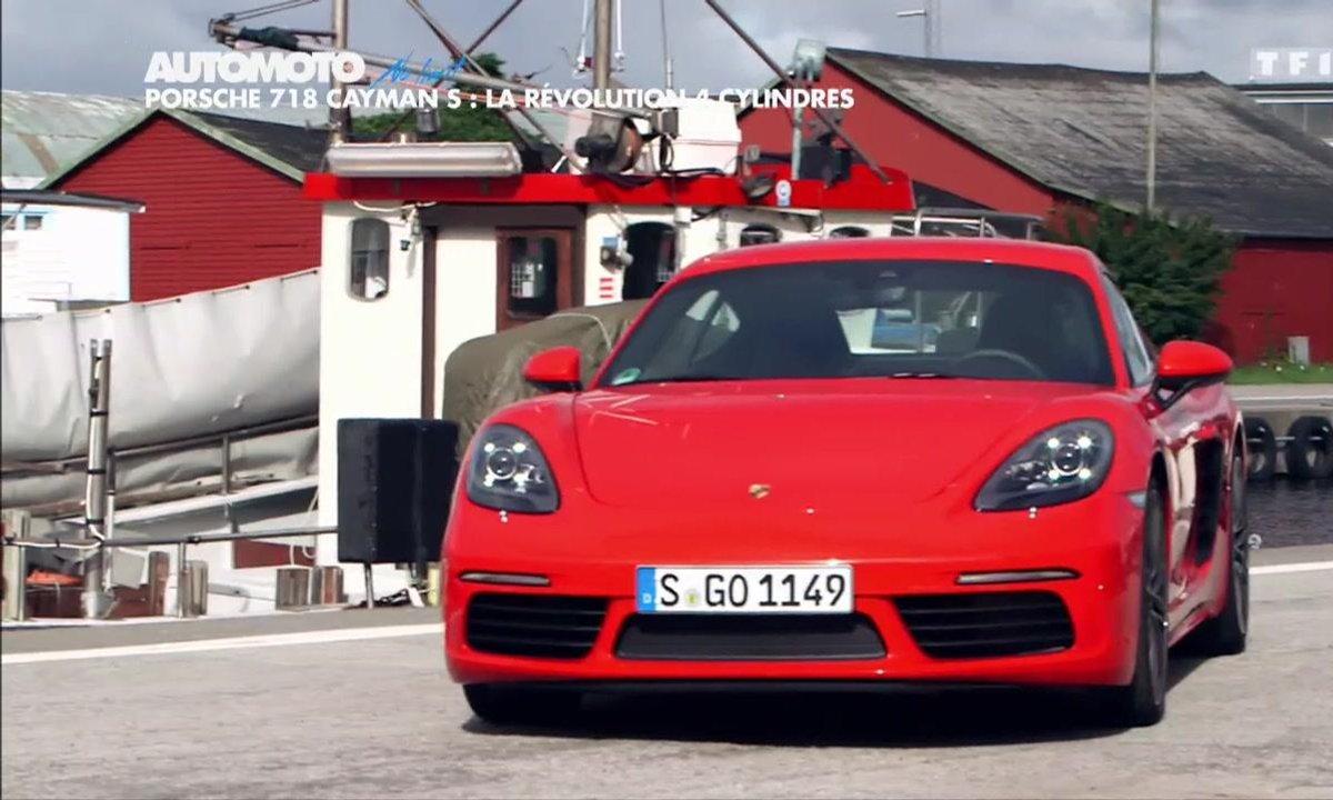 No Limit : le Porsche 718 Cayman à l'essai
