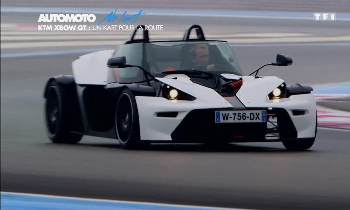 No limit : au volant de la KTM X-Bow GT