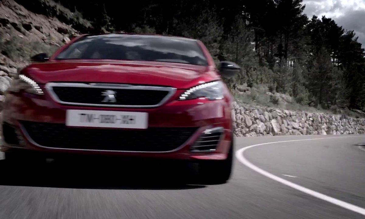 Nouvelle Peugeot 308 GTi : présentation officielle