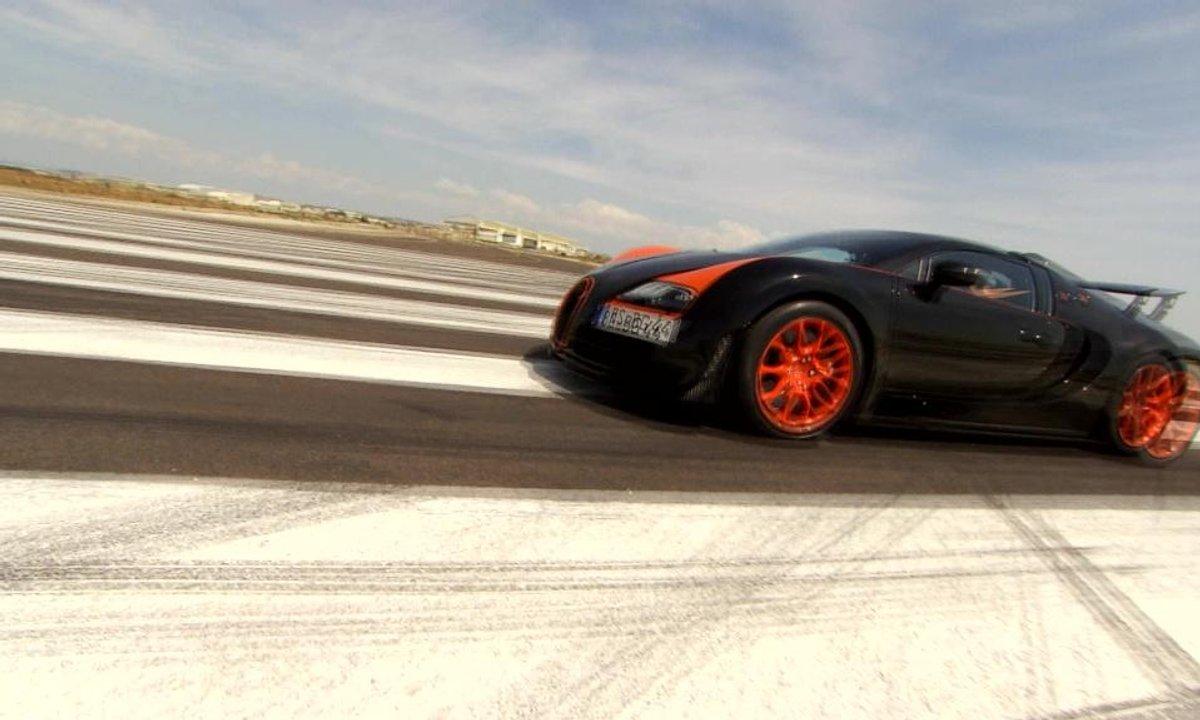 Objectif 400 km/h Automoto : le Teaser