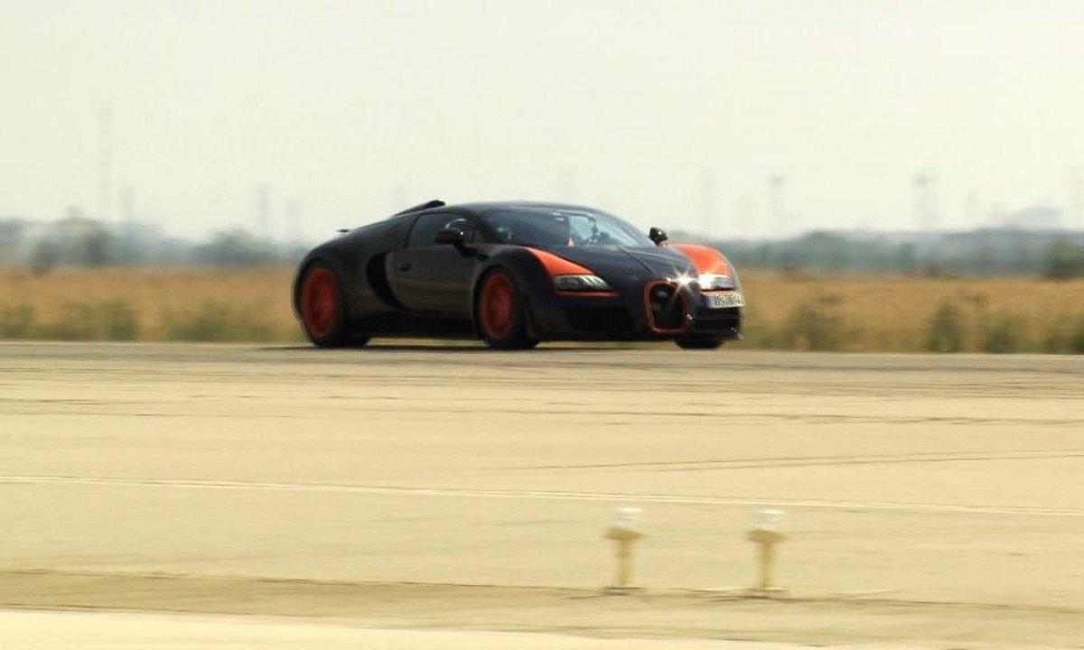 Objectif 400 km/h Automoto : Teaser n°2