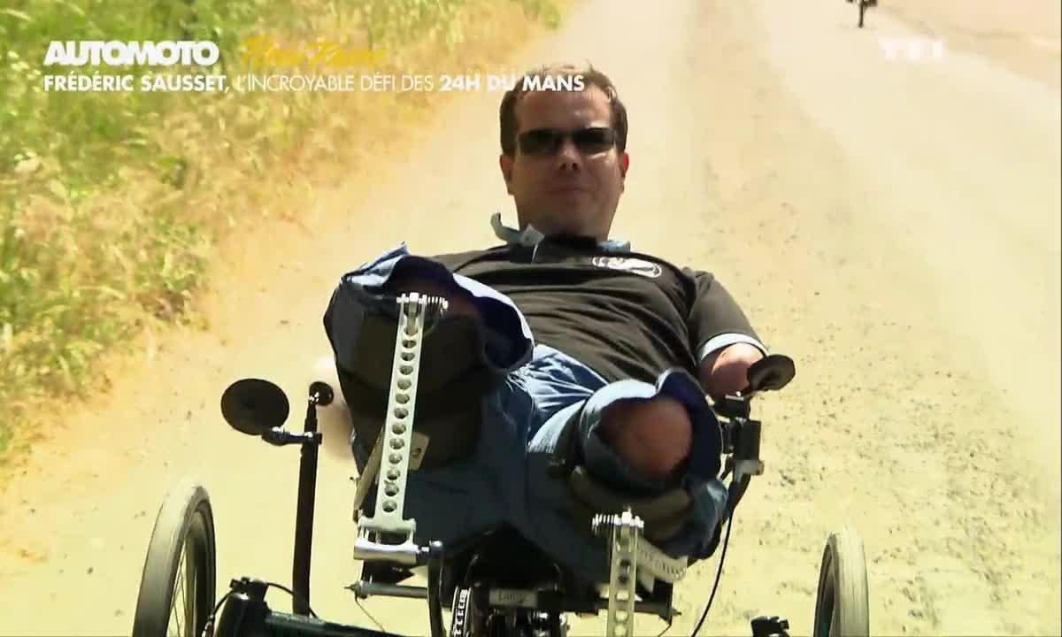 Plein Phare : Frédéric Sausset, l'incroyable défi des 24H du Mans