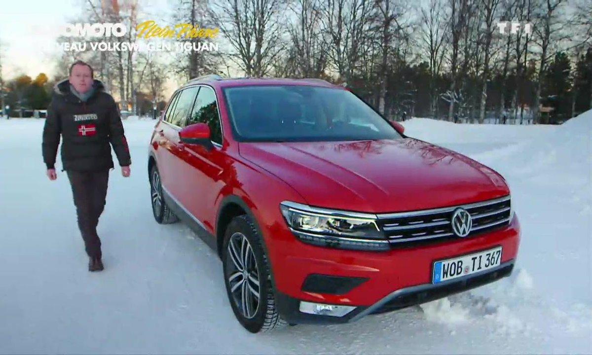 Plein Phare : le nouveau Volkswagen Tiguan 2016