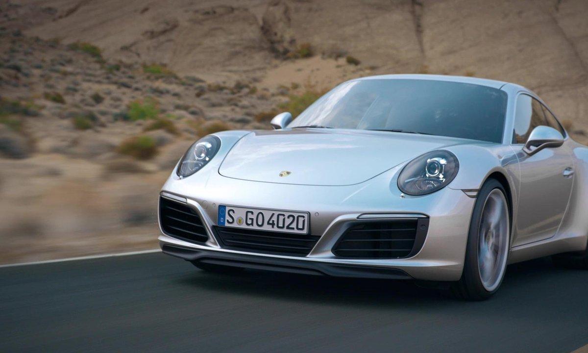 Porsche 911 Carrera 2015 : présentation officielle