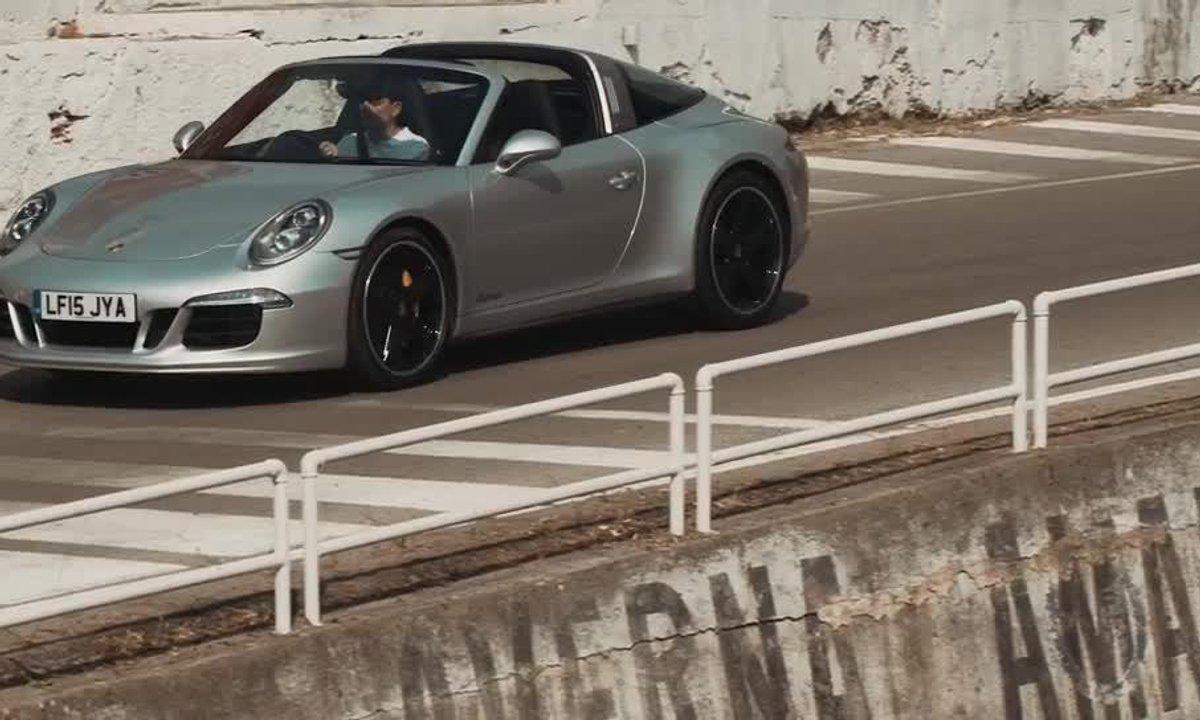 Porsche 911 Targa 4S Exclusive Mayfair Edition : présentation officielle