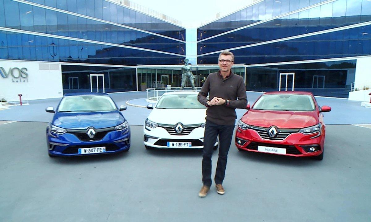 Teaser : Automoto essaie la nouvelle Renault Mégane ce 6 décembre 2015