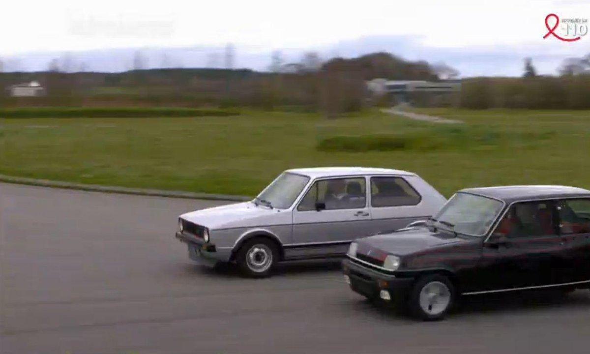 Renault R5 Alpine vs Volkswagen Golf GTI : duel de bombinettes des années 1970