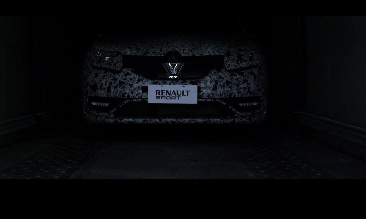 Renault Sandero RS 2015 : bande-annonce vidéo