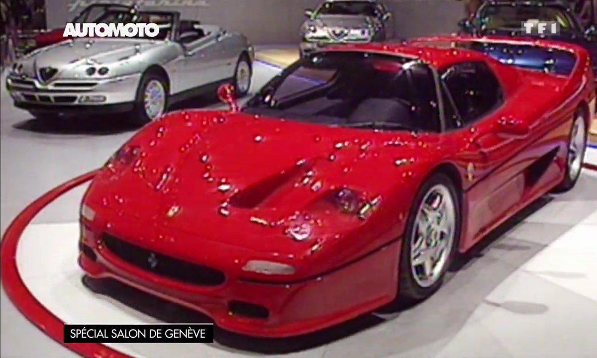 Ces 5 voitures qui ont marqué l'histoire du Salon de Genève