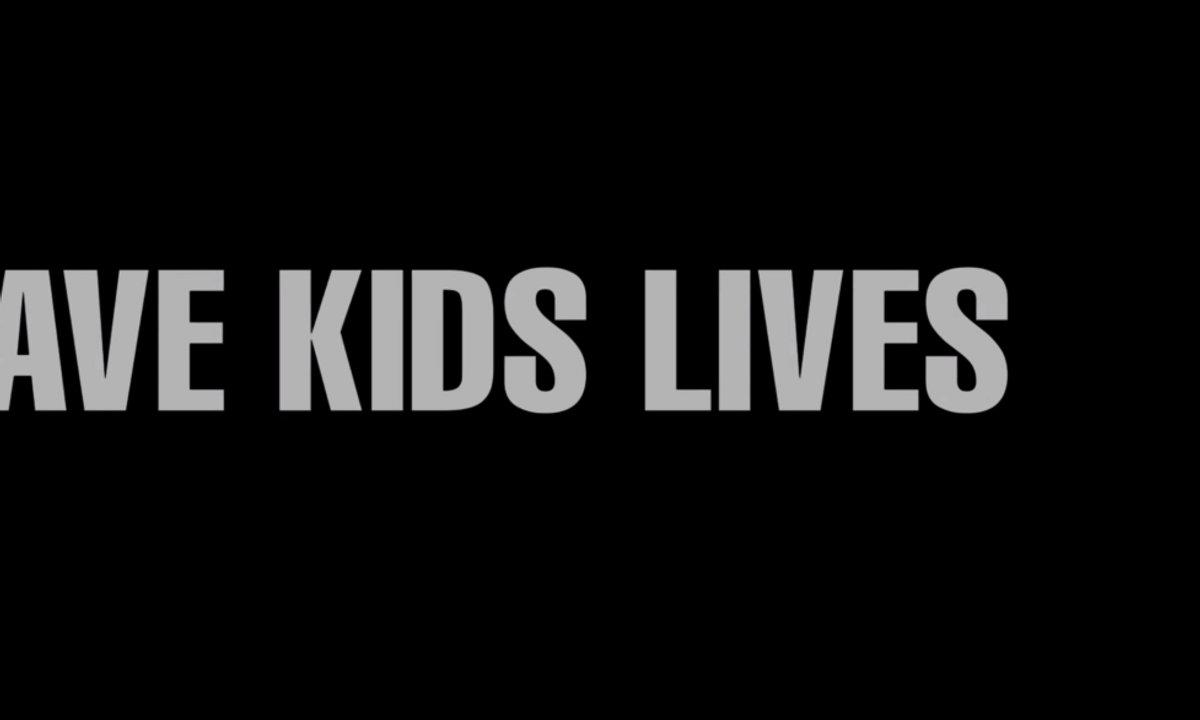 #SaveKidsLives : le clip coup de poing de Luc Besson
