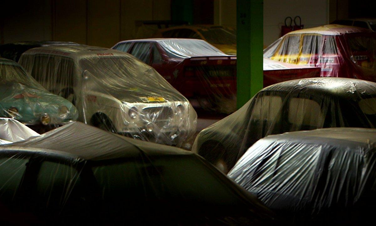 Teaser : la caverne secrète des trésors de Renault