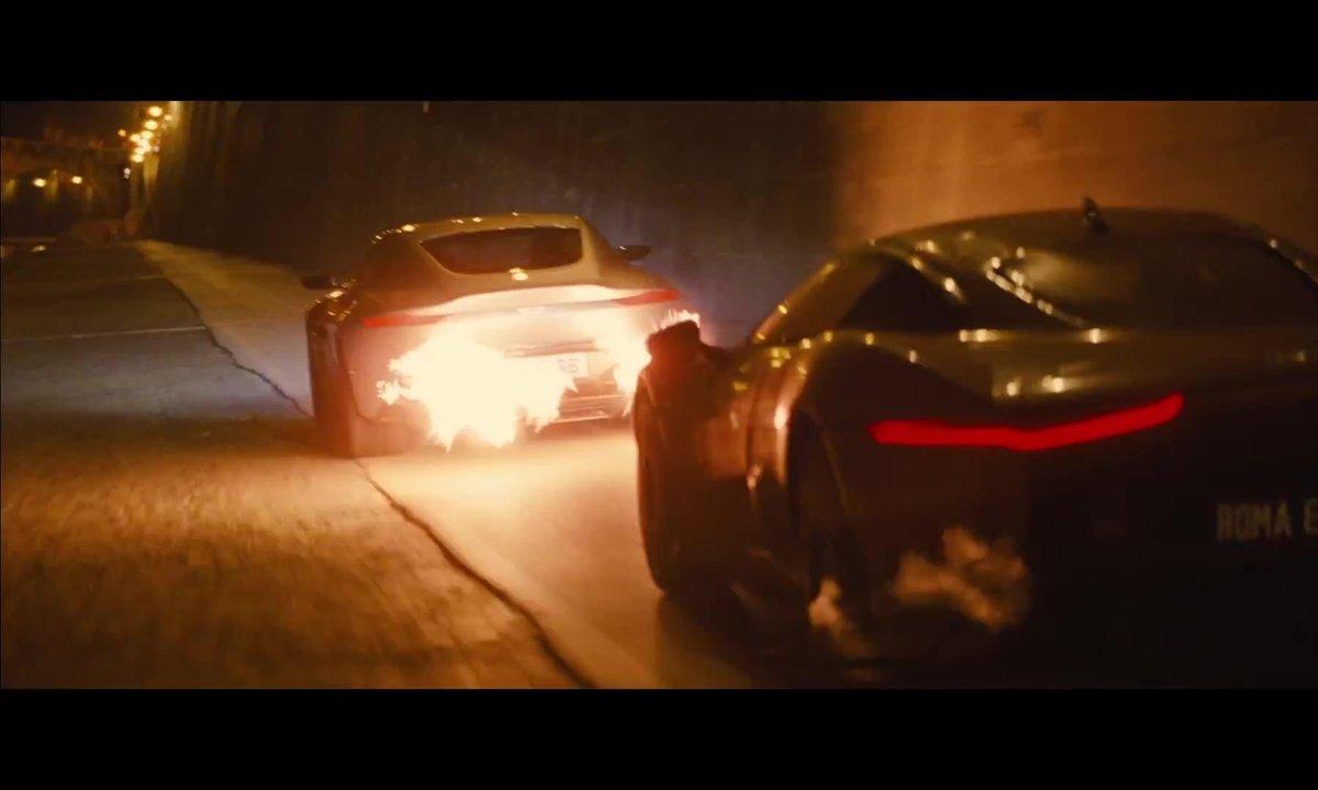 Spectre : bande-annonce officielle du 24ème James Bond