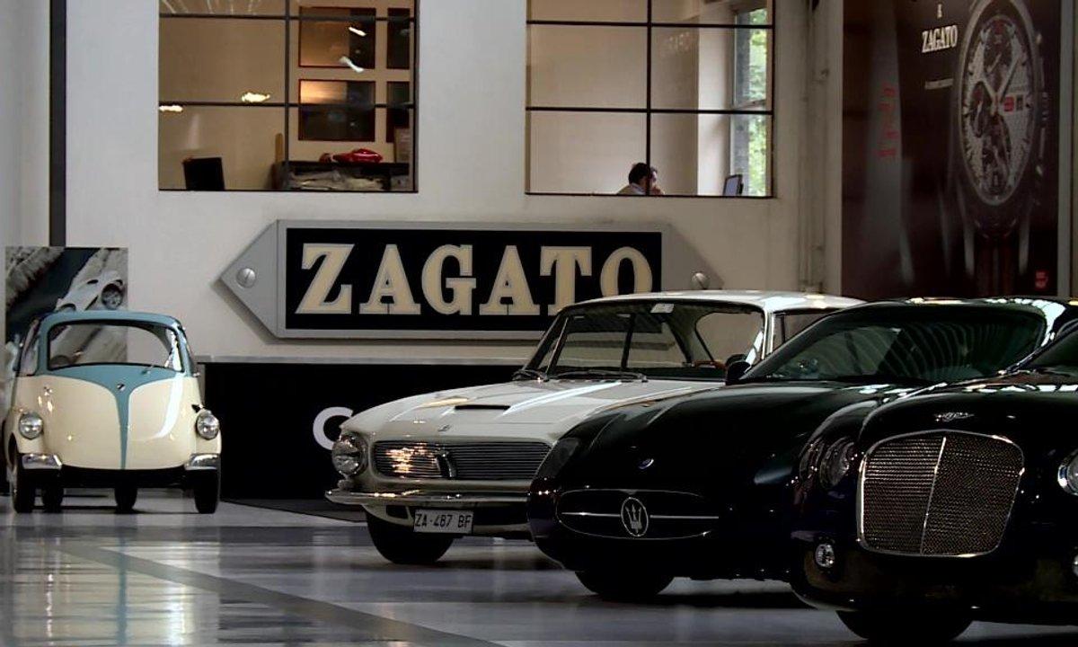 Teaser : Automoto vous fait découvrir le carrossier Zagato