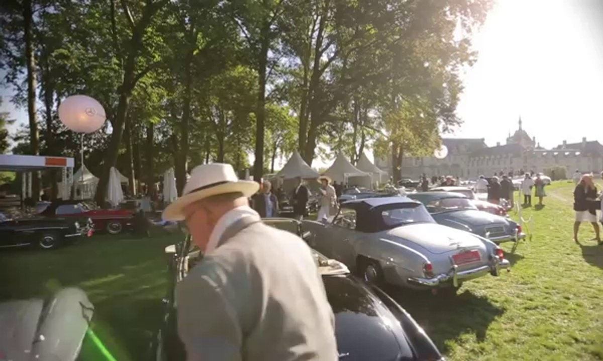 Teaser de l'édition 2016 du Chantilly Arts & Elégance