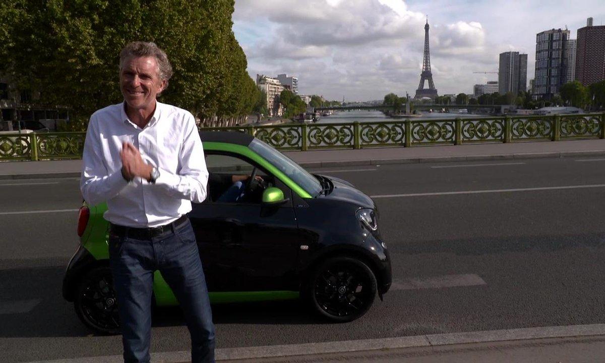 Teaser : Peugeot 3008, Smart électrique, on essaie les nouveautés du Mondial de l'Auto 2016 !